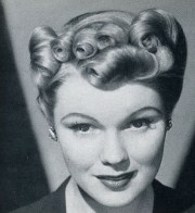 hairstyles in 1930s