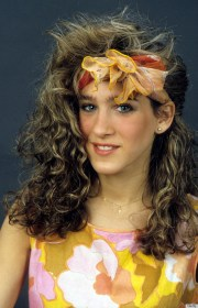 hairstyles in 80s