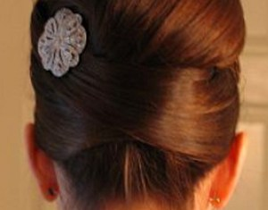 Possible Bridesmaid Hairdos On Pinterest Updo Wedding