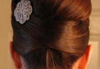 Possible Bridesmaid Hairdos On Pinterest Updo Wedding