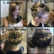 6th grade hairstyles