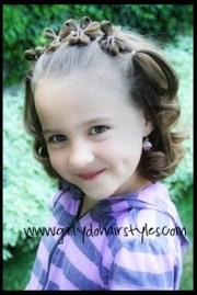 hairstyles 8 year girls