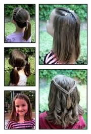 hairstyles 9 year girls