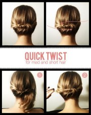 hairstyles easy and quick cute