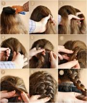 hairstyles step