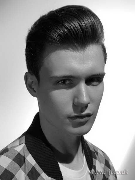 Mens hairstyles quiff