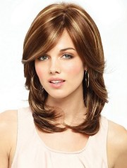 2017 medium length layered haircuts