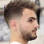 mens short hairstyles 2017