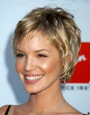 short hairstyles thin hair