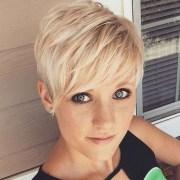 trendy short hairstyles women