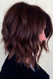 medium layered hairstyles 2019