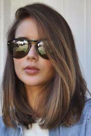 medium length haircuts women
