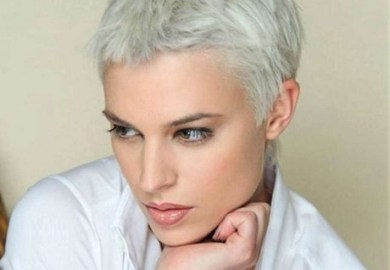 Short Hairstyles With Bangs Round Faces