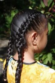 2 braid styles