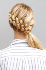braided hairstyles long