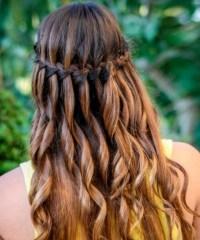 Braid for thick hair