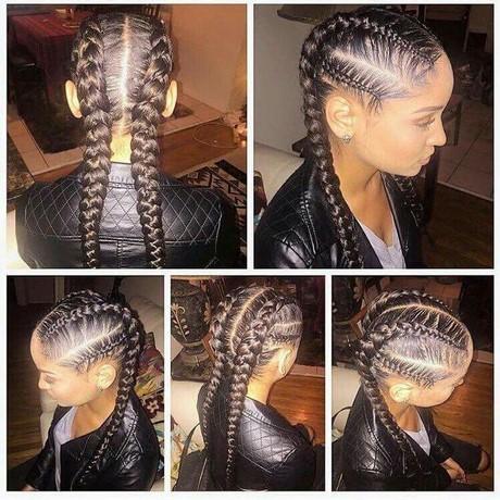 Cute quick braided hairstyles