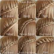 kinds of braiding hair