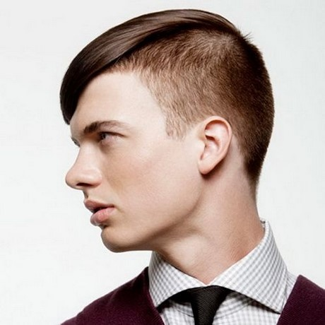 Different mens hairstyle