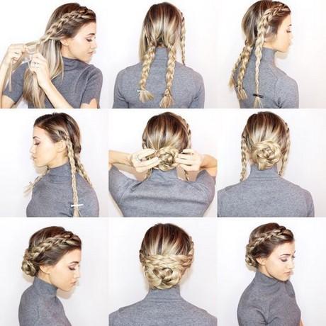 Easy way to braid hair