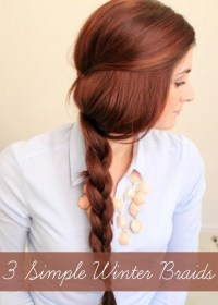 Easy Way To Braid Your Hair For A Sew In | ways to braid ...