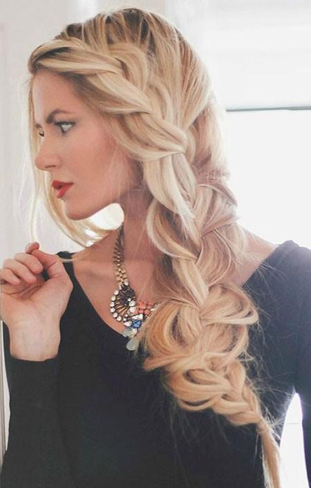 Hair Plaits For Long Hair