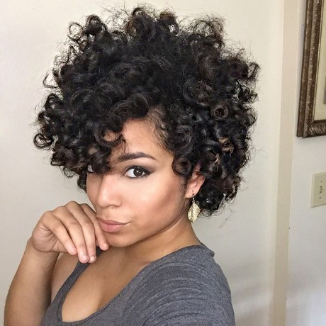Hair Setting For Short Hair