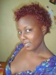 hair setting short
