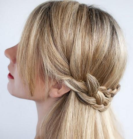 Plait hairstyle ideas