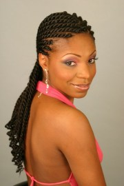 simple african hair braiding styles