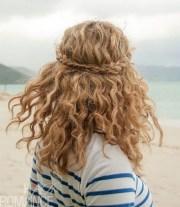 simple braids thick hair