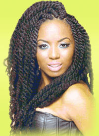 Styles african hair braiding