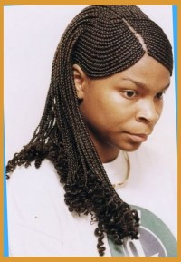 Styles of braids