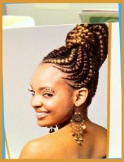 styles of plaiting hair