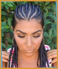 Top hair braiding