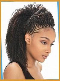 Types of braiding hair