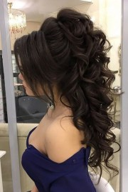 prom hairstyles 2018