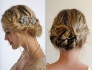 updo hairstyles graduation