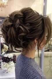 upstyles long hair debs