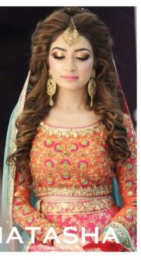 Asian Wedding Hair Styles