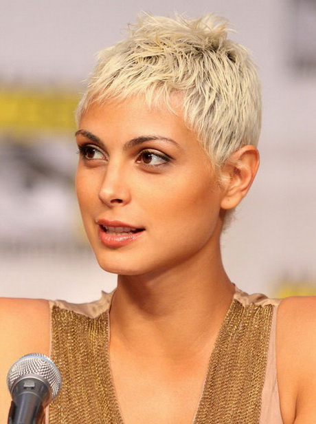 Extremely Short Hairstyles 2016
