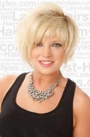 great short haircuts women