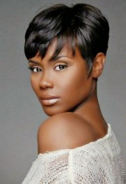 short black hairstyles women