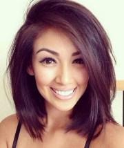 short medium hairstyles