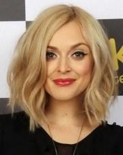 trendy shoulder length haircuts