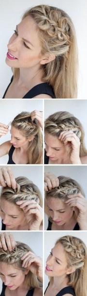 5 minute hairstyles shoulder