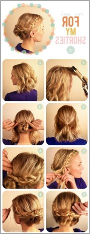 easy hairdos medium length