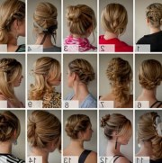 hairstyles long hair quick