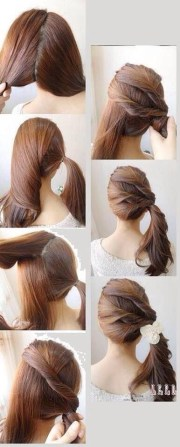 quick easy hair styles