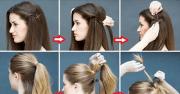 super easy hairstyles beginners